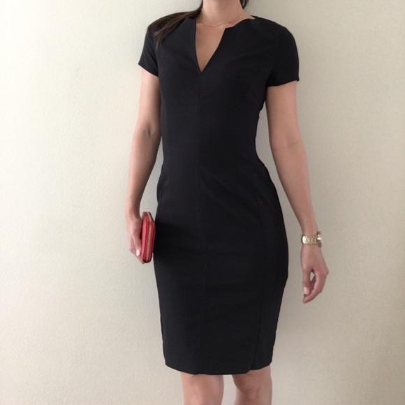 French Connection Dresses Cap Sleeve Sheath Dress Poshmark